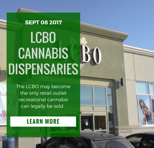 LCBO Cannabis Dispensaries