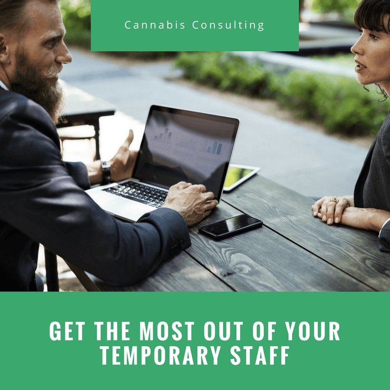 Get the most out of your temporary staff
