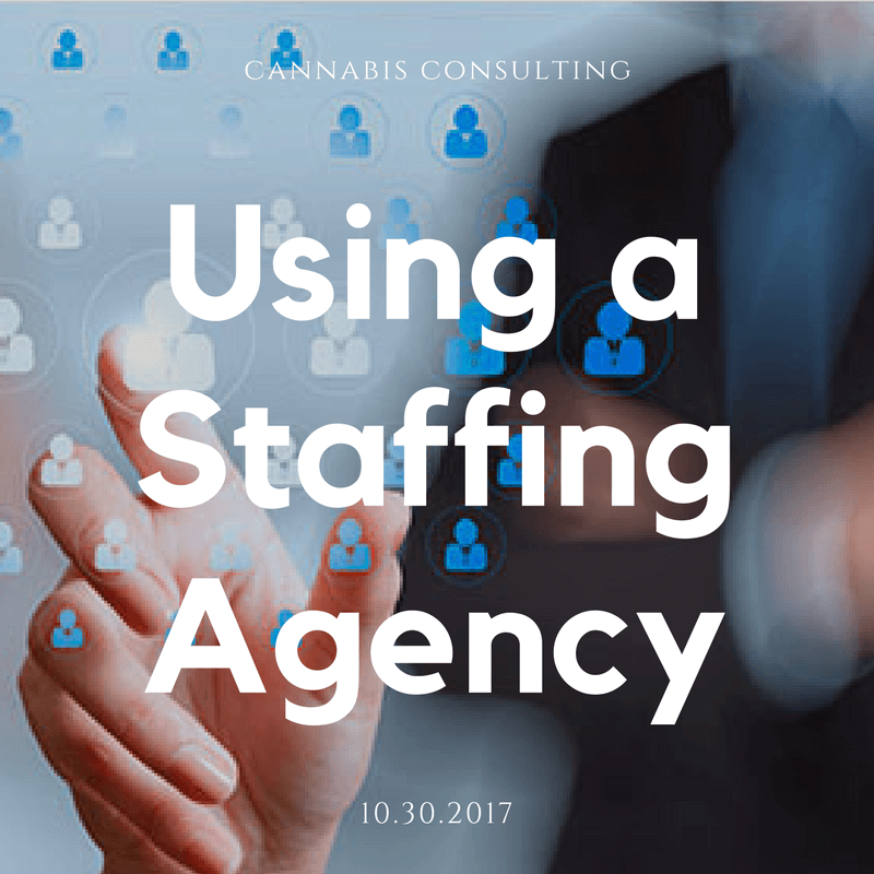 Using a Staffing Agency